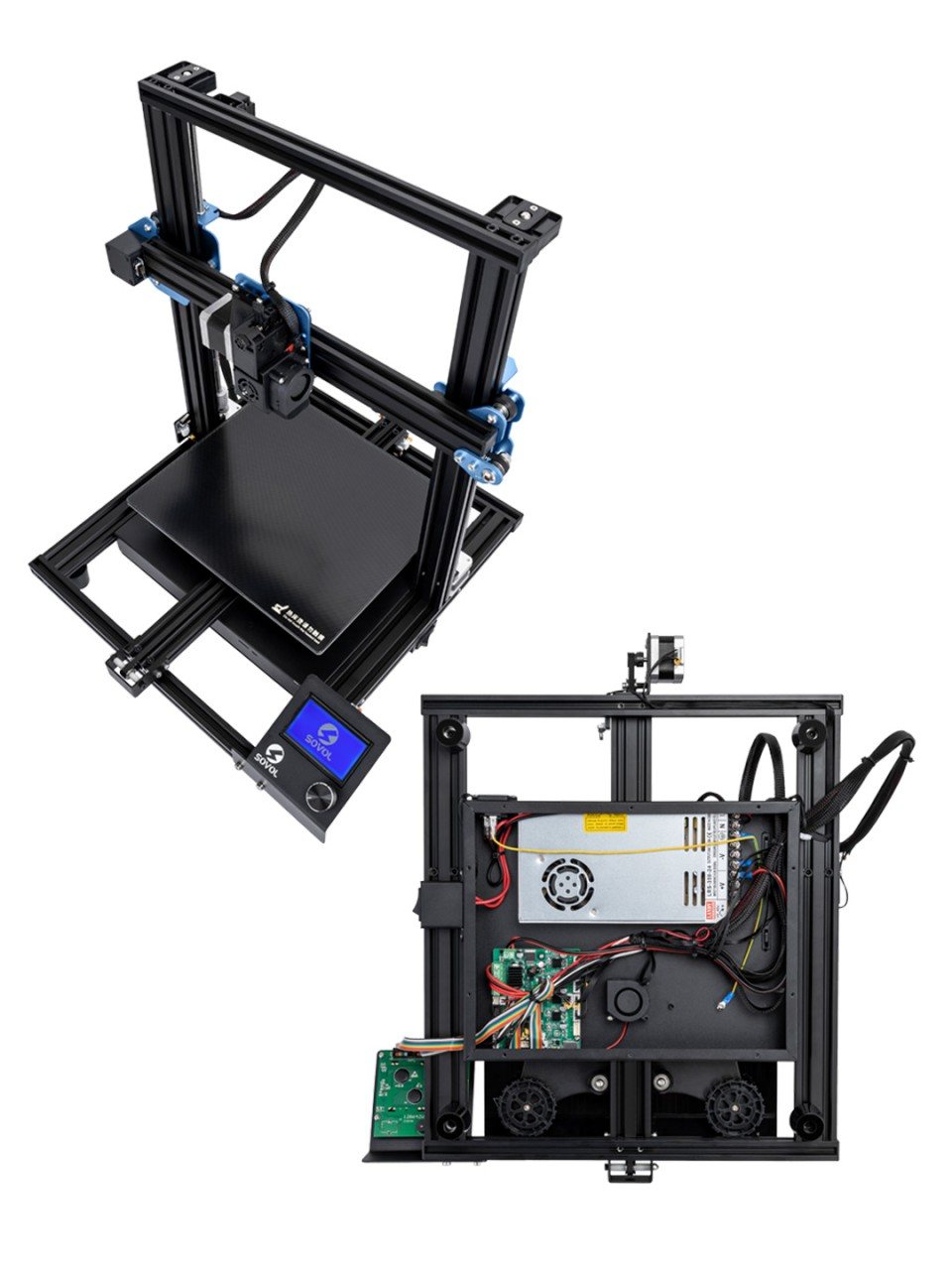 What's New In The 3D Printer World